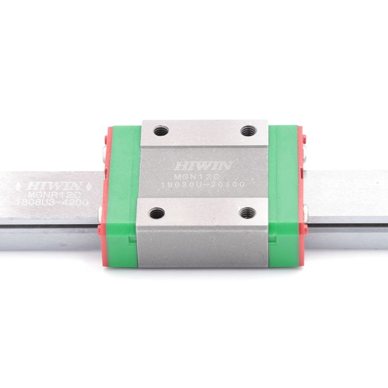 3D printer HIWIN linear guide MGN12 with block MGN12C MGN12H 1000mm