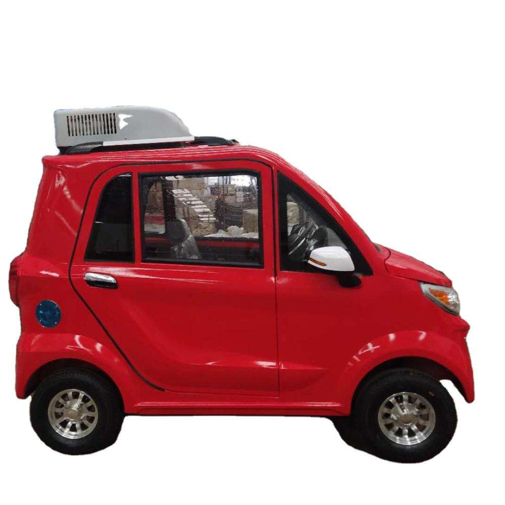 The new electric cars have air 4 Wheel electric tricycle Changli manufacturing