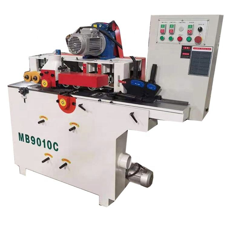 MB9010C automatic high speed one time multi pieces wood round rod stick making machine