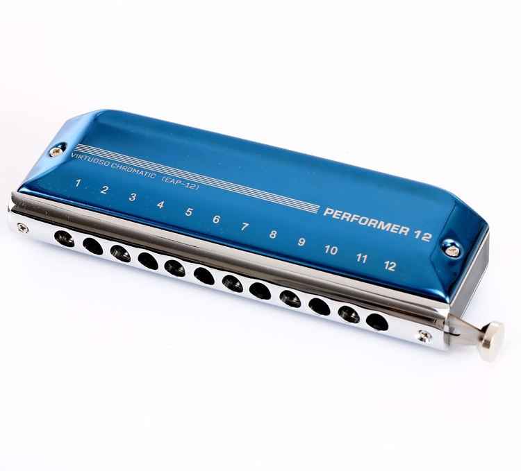 EASTTOP EAP-12 new sale 12 hole professional musical instruments chromatic harmonica