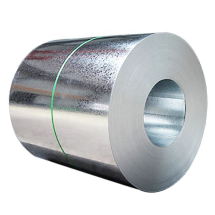 Prime Hot Dipped Zinc Coated GI Galvanized Steel Coil Manufacturer