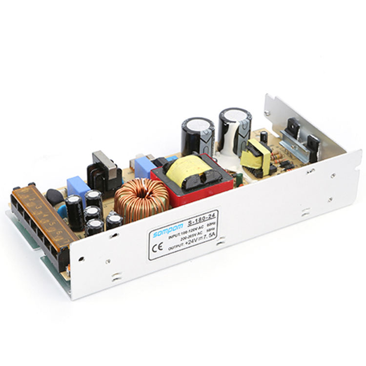 24V 7.5a 180w ac to dc power supply Application bulb led driver
