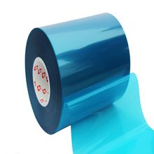 Free Samples Self Adhesive Blue ESD PET Protective Film for Screen Surface Protection