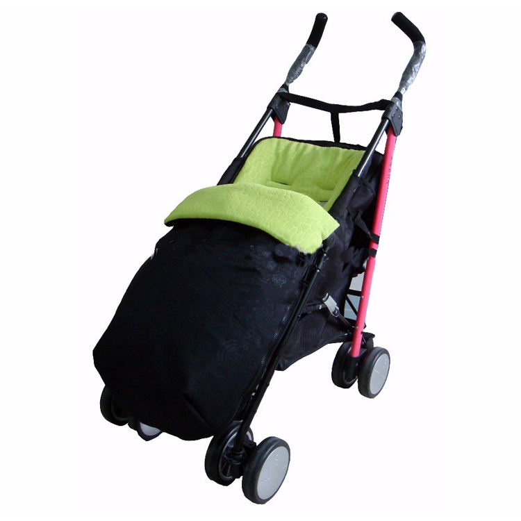 High Quality Cheap Soft And Comfortable Baby Stroller Footmuff