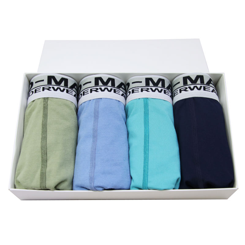 custom logo design service man boxer briefs