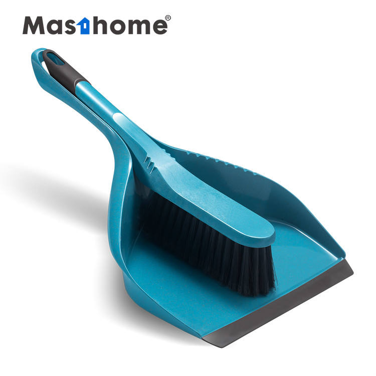 Masthome factory direct home straw cleaning dustpan set wholesale
