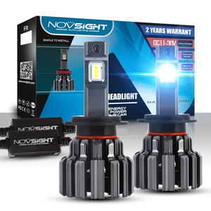Novsight A397-F03/F3 light up instantly 70w 15000lm 6000k 9006 hb4 H4 H7 led headlight 9005 hb3 LED bulb car H11 led headlight