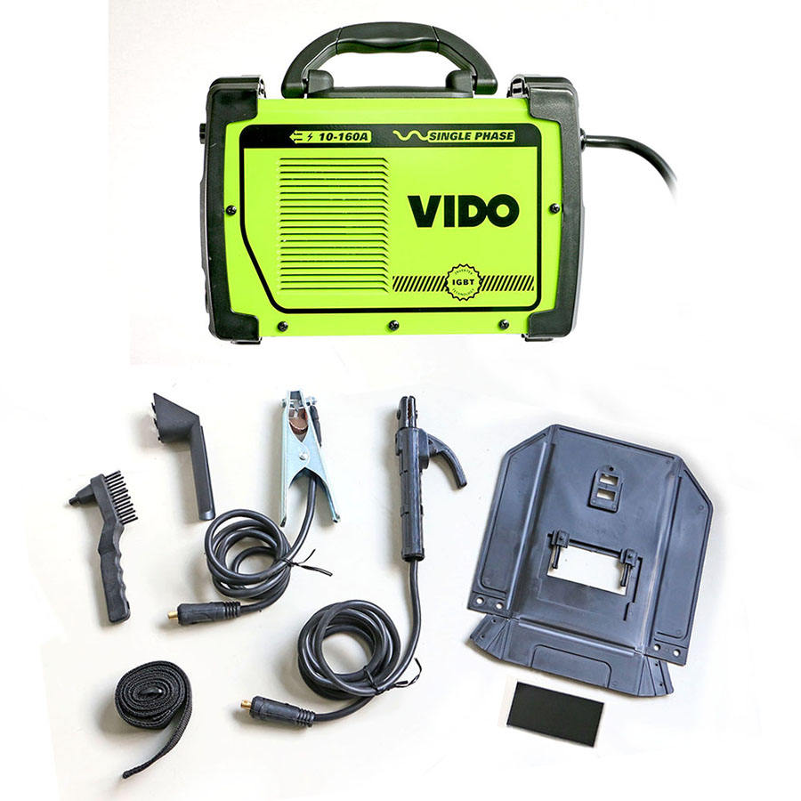VIDO igbt small electric portable welding machine price