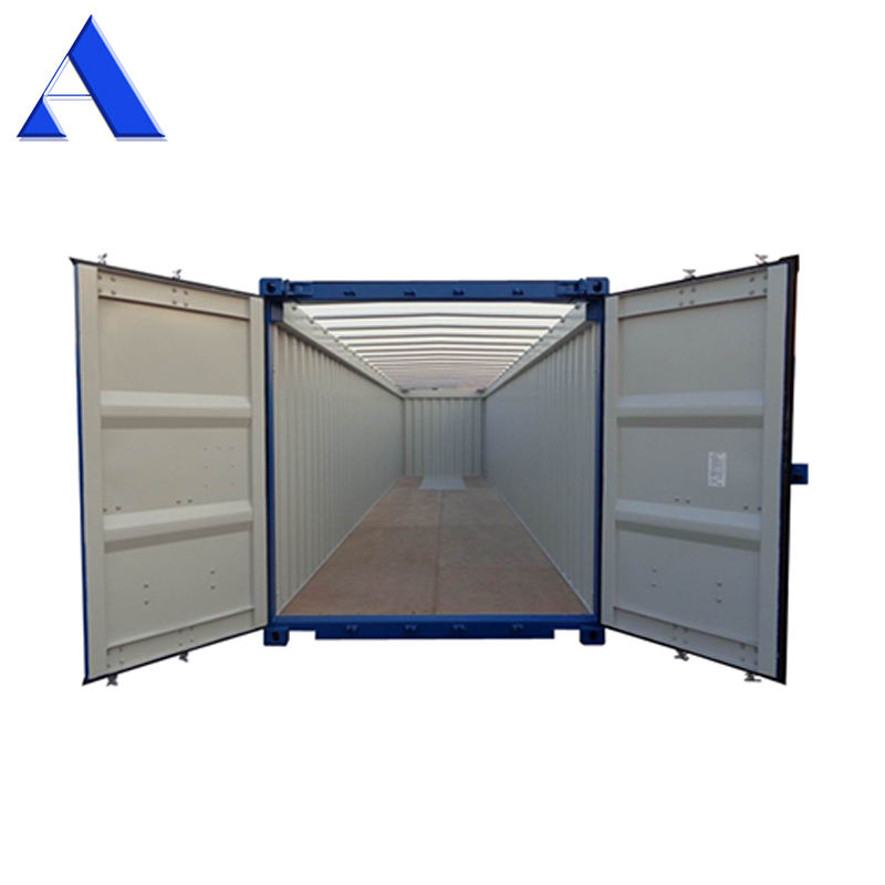 Tarpaulin Cover Roof Soft Type 40 foot Open Top Container