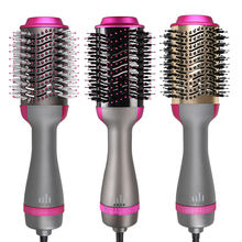 1000 watt One Step Hair Dryer and Volumizer Salon Multi-function Hair Dryer  Volumizing Styler Comb Hot Air Styling Brush