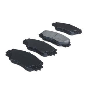 Wholesale auto Spare Parts Car Ceramic Brake Pad For Toyota