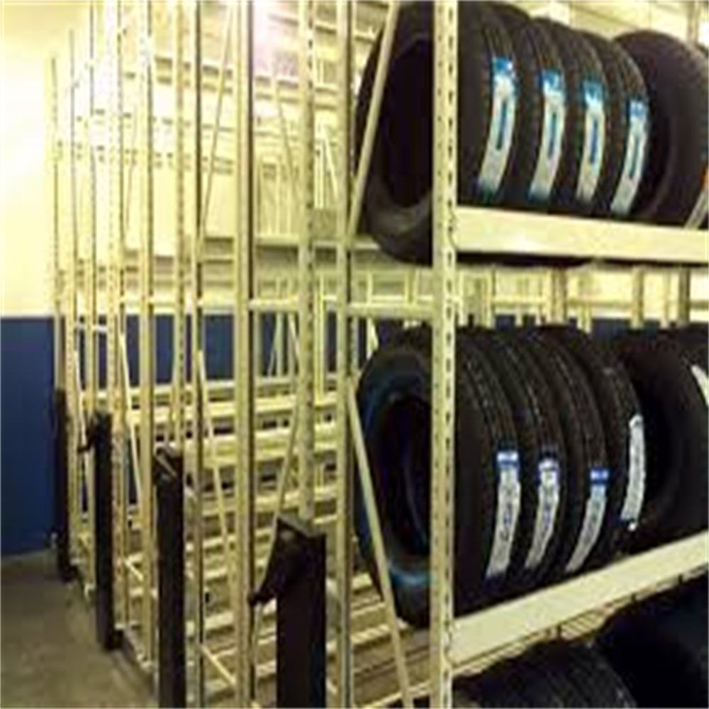 S018.001 Item number and Heavy Duty Scale tire rack