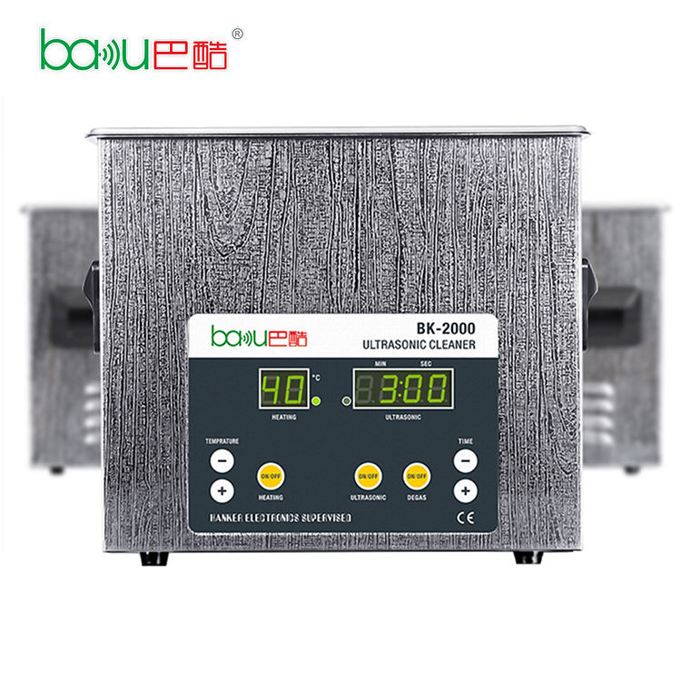 New design 3.2 l printhead ultrasonic cleaner with high quality