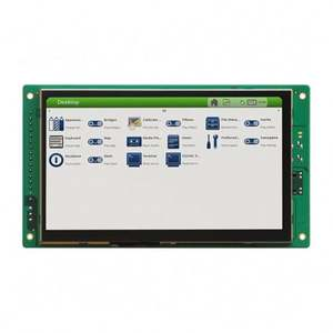 China New product ARM A7 IMX6UL Industrial touch screen pc 7 INCH industrial embedded computer