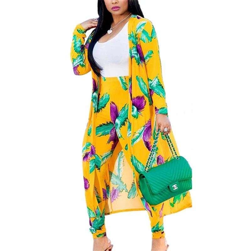 Venta al por mayor de las mujeres elegante mediados aumento impermeable pantalones conjunto