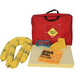 45L High Absorbency Yellow Color Emergency Chemical Spill Kits