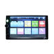7 inch 1080P HD Double Din Stereo Car Receiver, Support Bluetooth / USB / TF / FM / Rear View