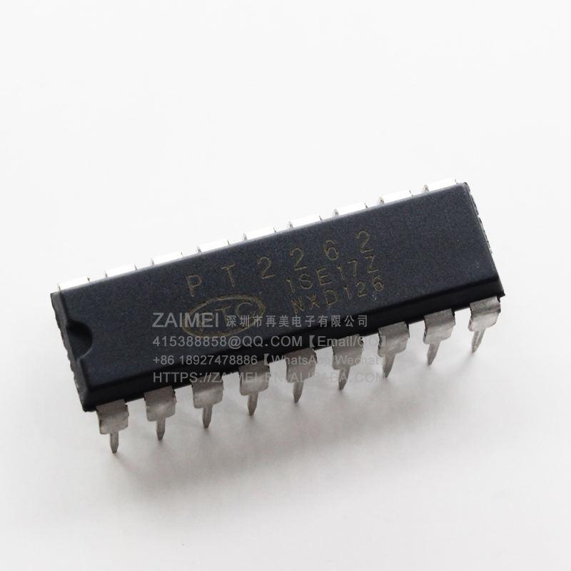 10PCS PT2262 DIP-18 PTC Codificador De Control Remoto Nuevo