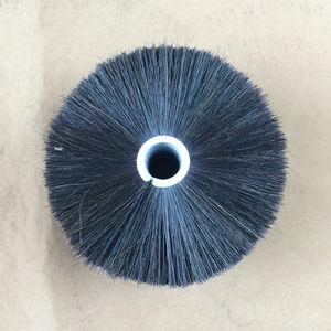 TDF 브러쉬 말 머리 산업 청소 브러쉬 롤러 와이어 나선형 실린더 브러시