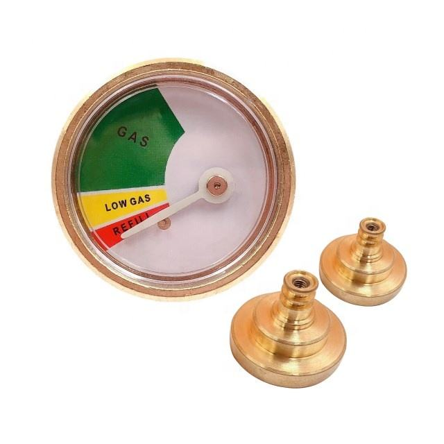 35mm gas safety pressure gauge lpg safety device gauge