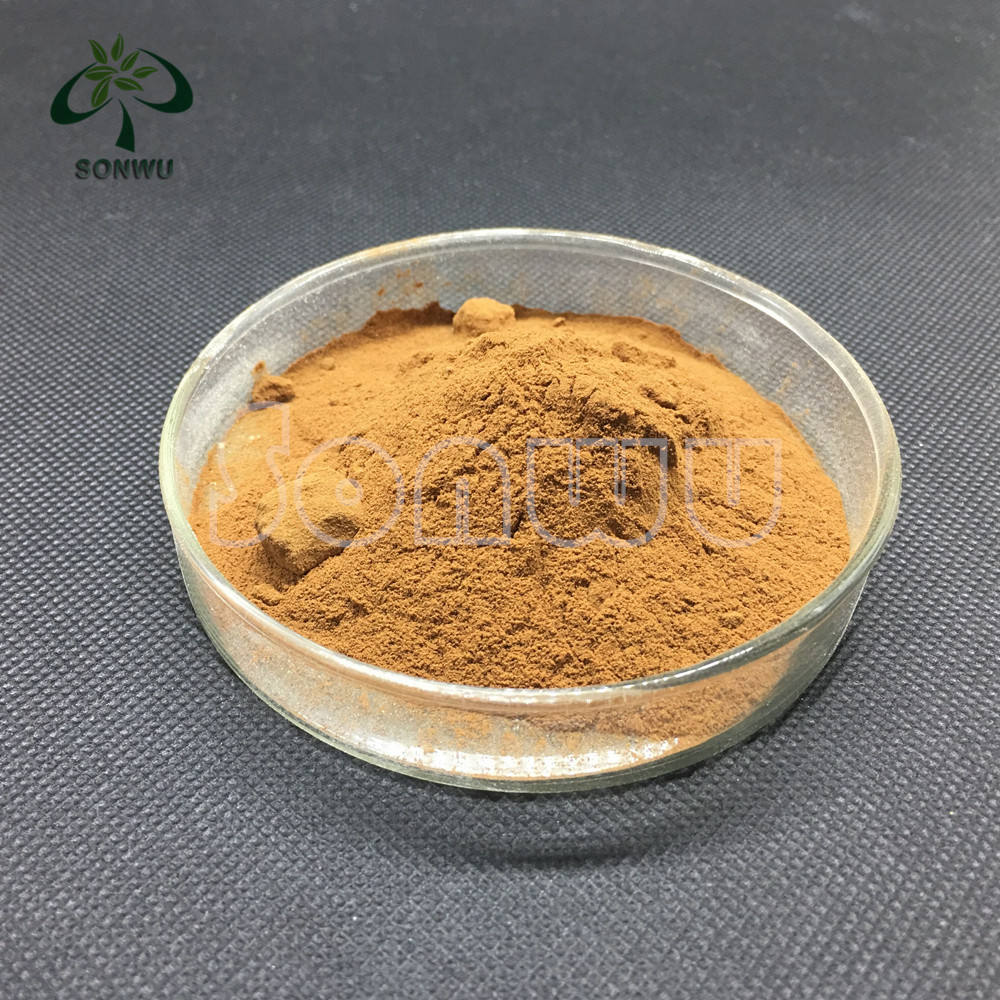 Sonwu bulk passiflora incarnata and OEM Passion Flower extract powder