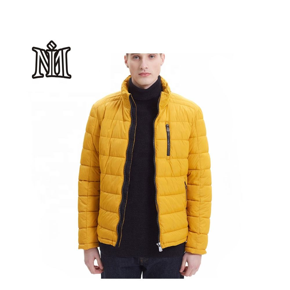 Wholesale Fashion Black different Color Men's Jackets Custom Winter Jaket Custom men's jacket coat bomber jaket