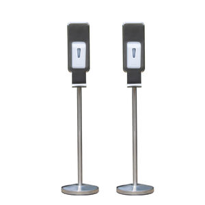 floor stand touchless hand sanitizer dispenser with sensor and stand stainless steel hand dispenser stand