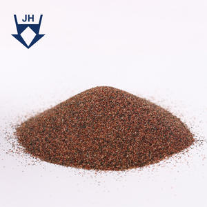 Factory Direct 30/60 mesh Red Garnet Sand Blasting Abrasive