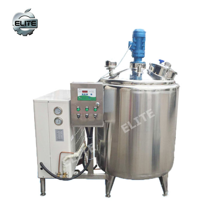 500L Cooling Tank for Juice Milk Aseptic Tank