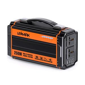 Plusieurs façons Rechargeable 94-V0 Prévention Des Incendies Puissance Batterie De Secours Pour L'arrêt D'urgence