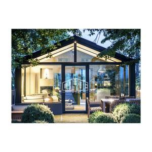 Chinese Customized House Surface Tempered Glass Room Garden Room Sunroom