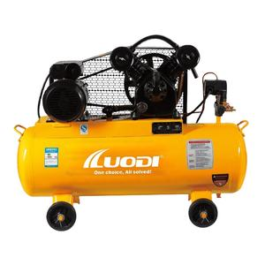 3HP type piston electric belt driven air compressor