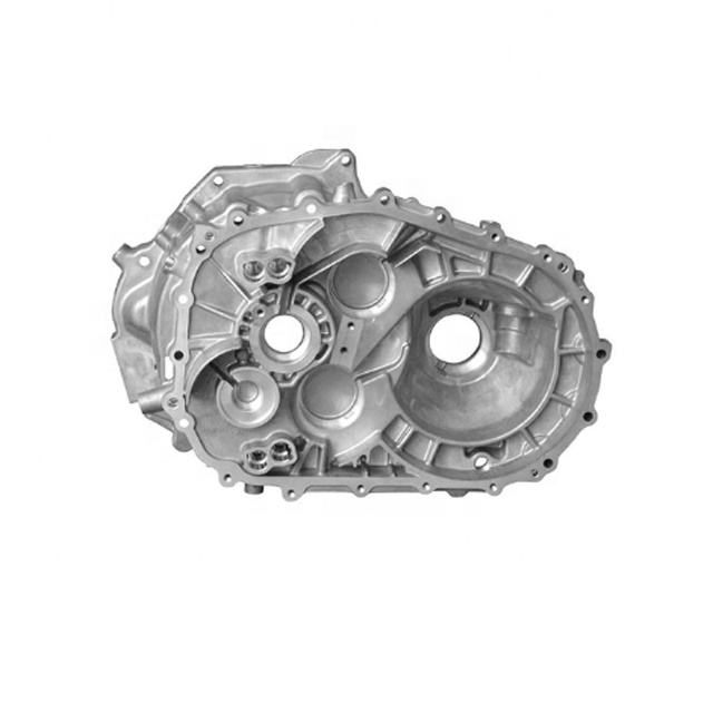 Wholesale Custom Aluminum Die Casting Automotive Truck Engine Clutch Cover