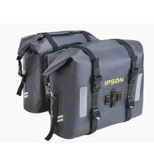 Custom PVC 50L roll top Waterproof  pannier Bag bicycle bag