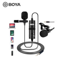 Factory Wholesale Boya By M1 Microphone Lavalier For Smart Phone