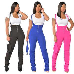women 2020 jumpsuits lucky label women ladies formal jumpsuit plus size long sleeve lady
