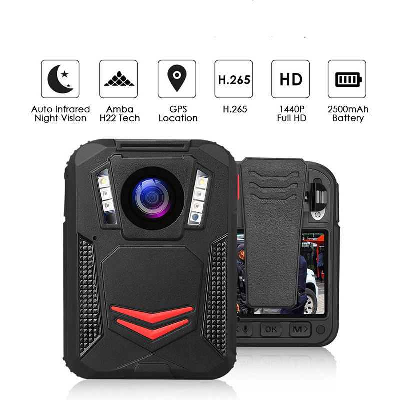 Wifi Wholesale High Quality HD Police Video Wearable Full Body Camera