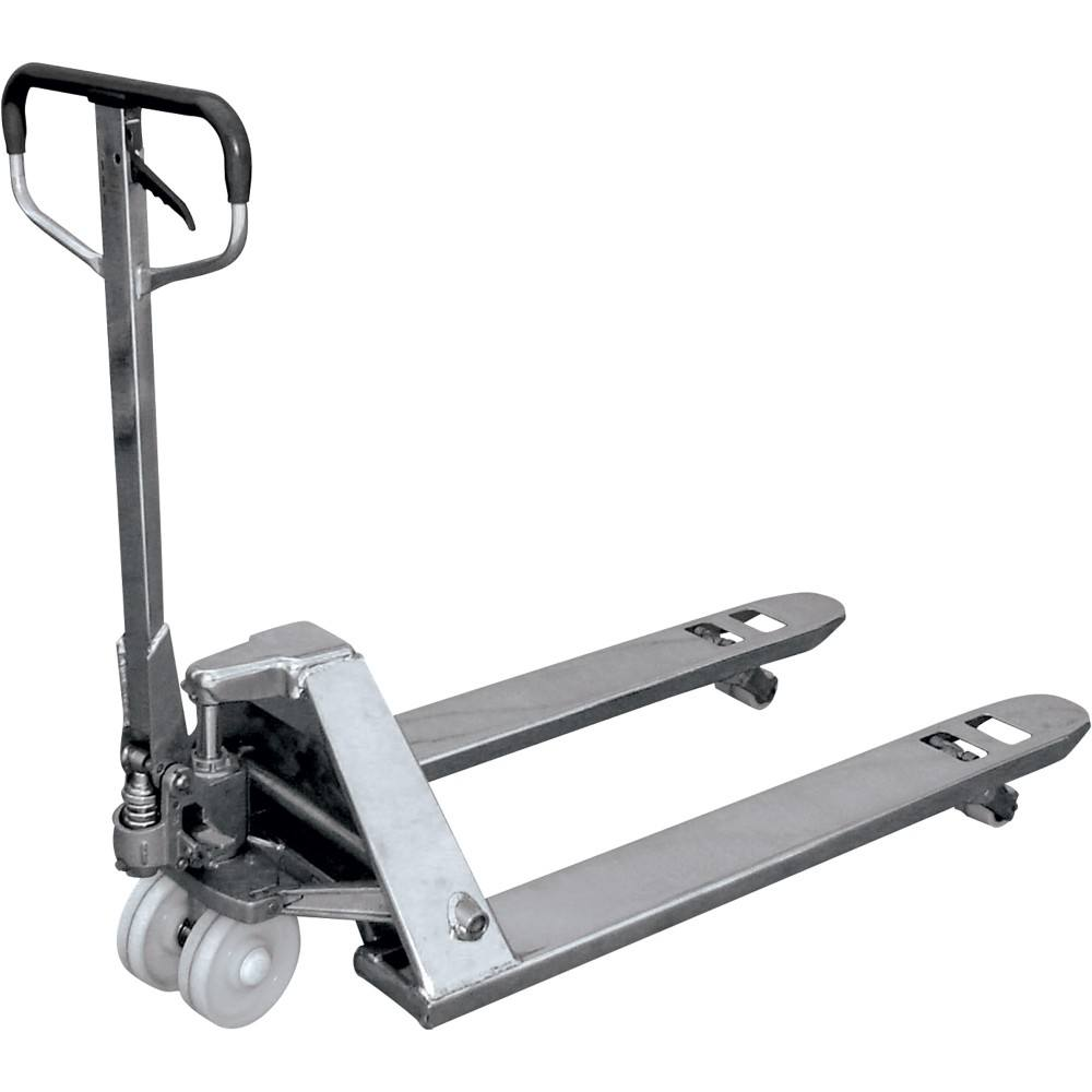 Stain;ess steel pallet truck hand pallet truck CE certificate 5 Ton 3 Ton jack