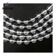 hanging chain plastic fly screen christmas decoration ceiling hanging curtain made of beads for door