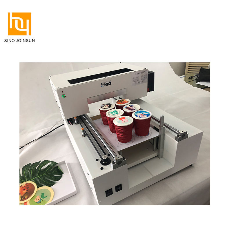 portable 3d food printer used in bakery shop 3d cake printer photos