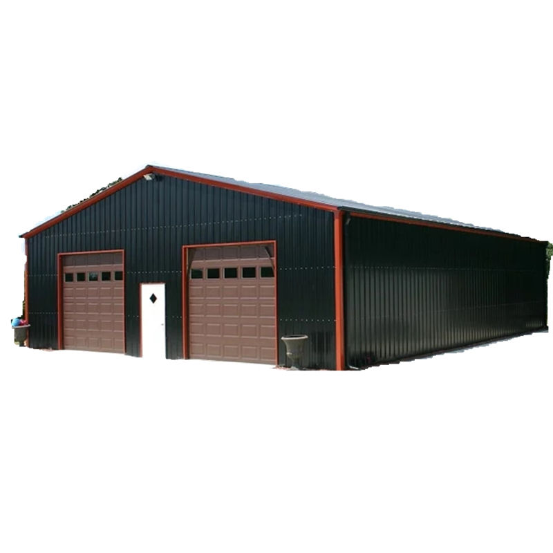 Low cost steel structure warehouse /prefabricated house