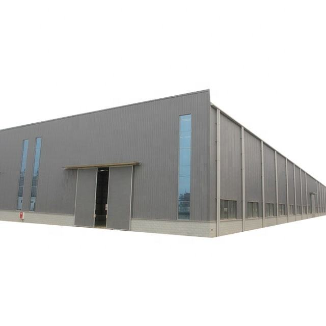 Wholesale Quick Install H Beam Steel Structure Workshop
