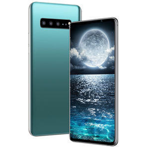smart phone S10+ MTK6595, 10 cores, 4G LTE, 5G, 8GB+512GB, 13MP+24MP. 6.5