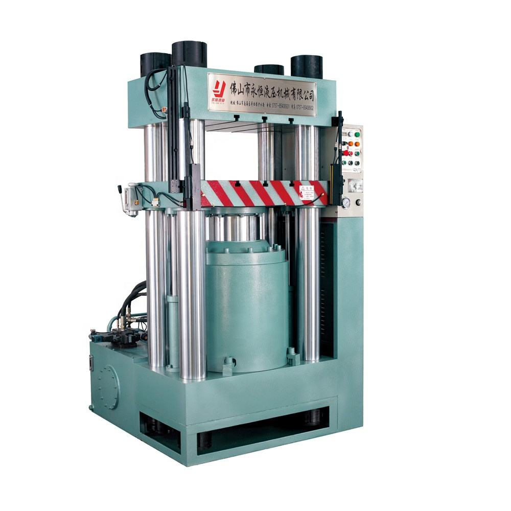 CE Yongheng 1000 Ton Hydraulic Press Gold Metal Coin Making Machine For Coining Press