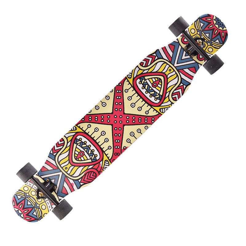 Athletic pro custom 7 ply 100% canadian maple veneer skate board blank skateboard decks