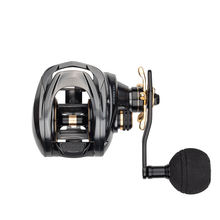 HONOREAL Metal With Line Counter Fishing Reel Saltwater Baitcasting