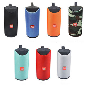 10W Kolom Nirkabel Bluetooth Speaker Akustik Kolom Outdoor BOOMBOX FM USB TF Musik Speaker Subwoofer