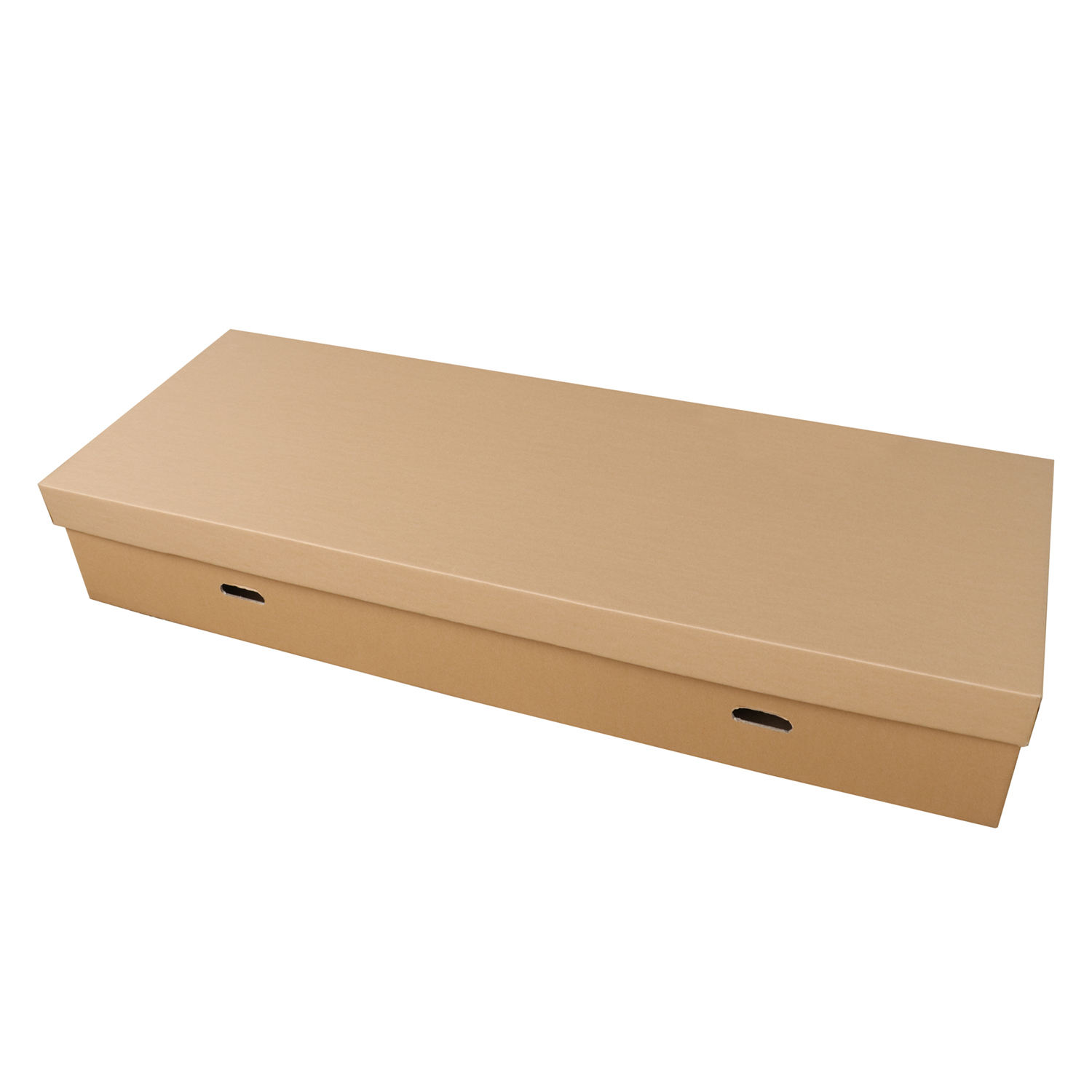 High quality cardboard cremation casket with good price