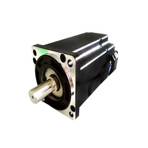 High Speed BLDC Hall Option DC48V 500W 1500rpm 80mm 3 Phase Inrunner Waterproof Brushless DC Motor