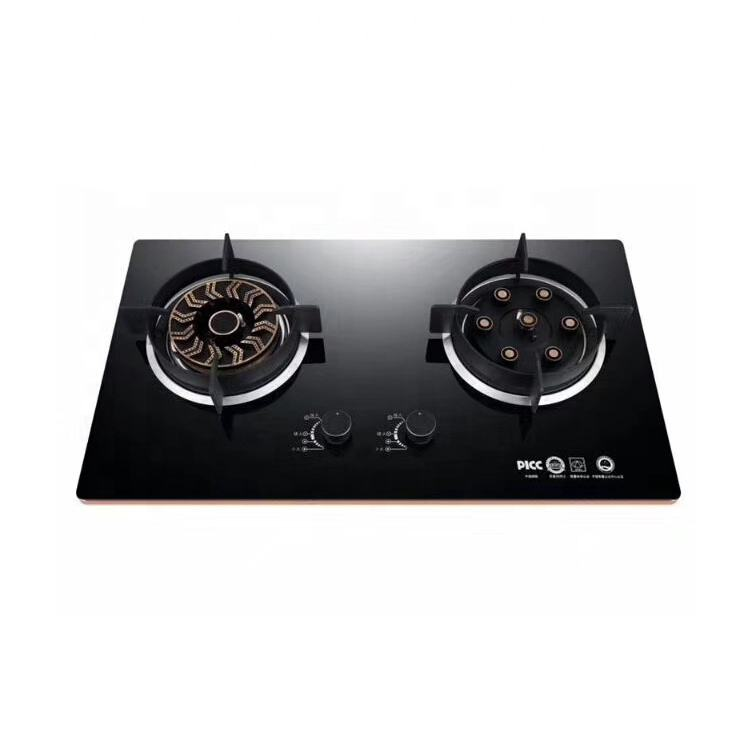 2019 Recommended Product Reasonable Price Electronic Ignition 2 Burner Gas Stove 2 Burner For Sale